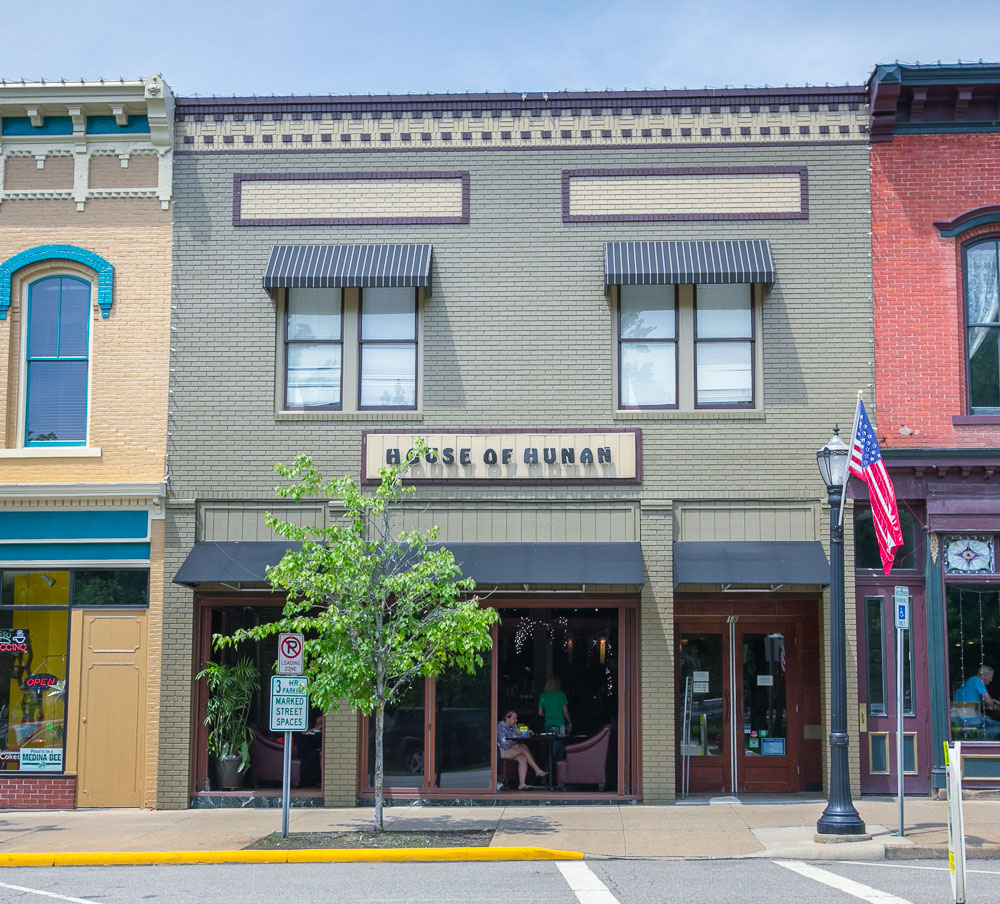 Medina Downtown Storefront  / Highs Building